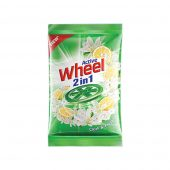 Active Wheel 2 in 1 Clean & Fresh Detergent Powder