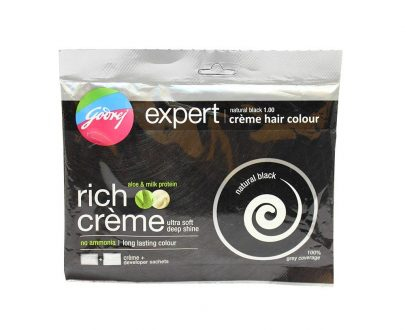 Godrej Expert Rich Creme Natural Black Hair Colour